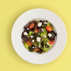Ensalada griega ensaladas organika