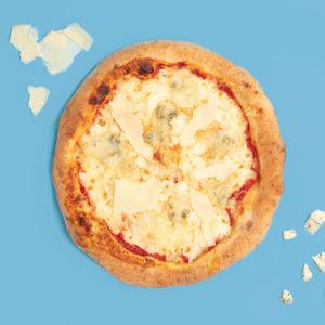 formaggi pizza
