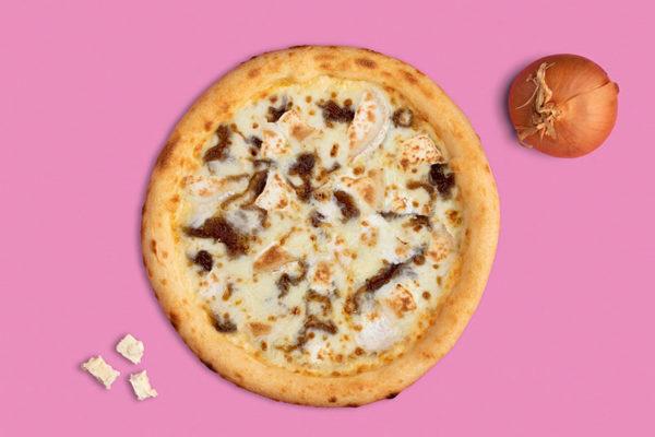 Coatmilized Pizza