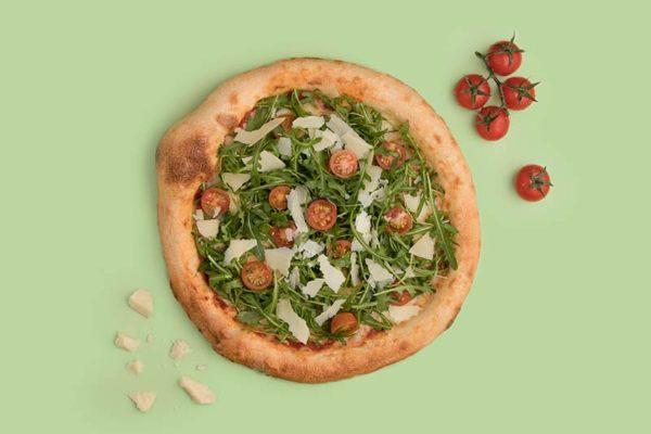 Pizza Organika pizzas veganas a domicilio