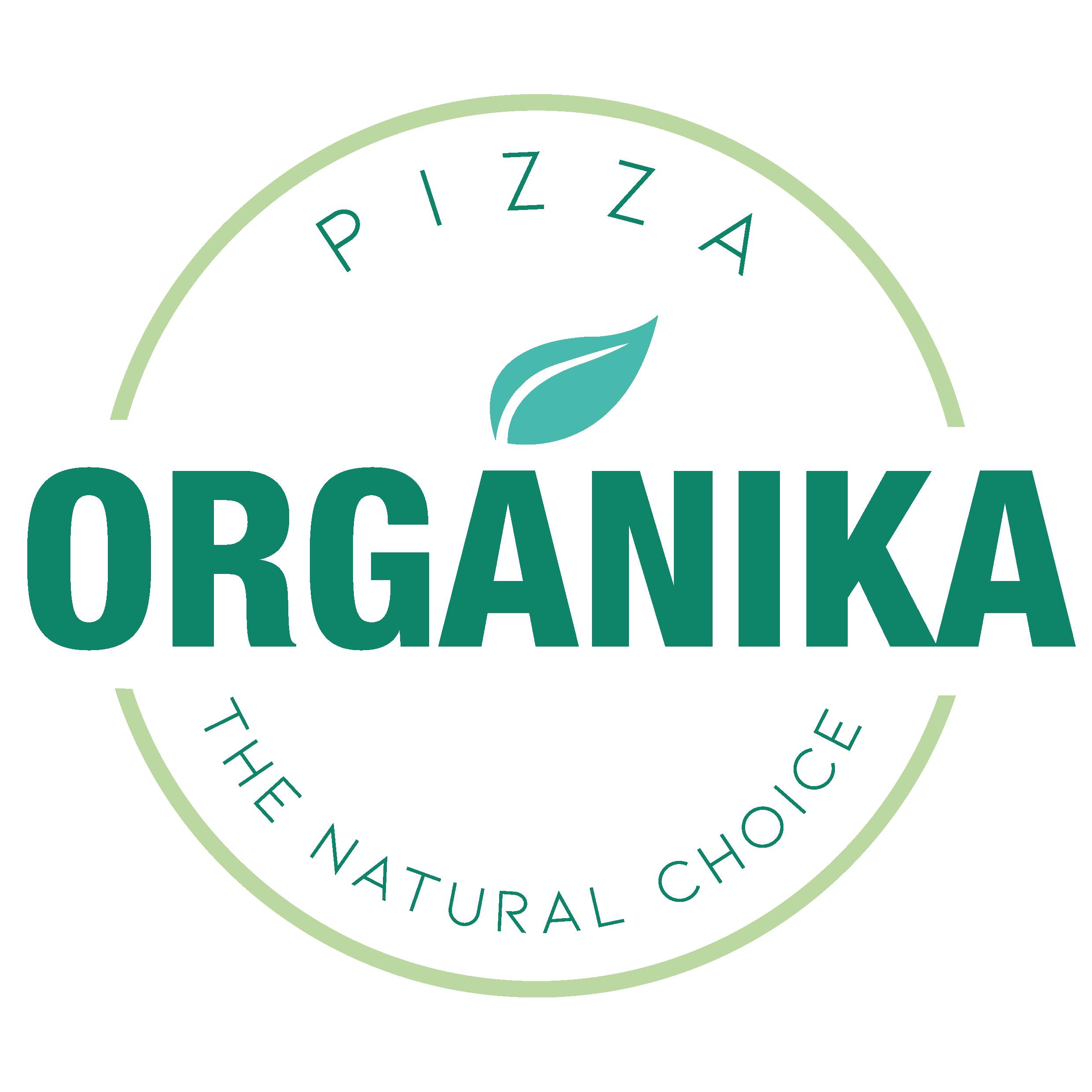 logo pizza organika preguntas frecuentes