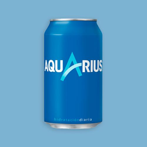 Aquarius bebida