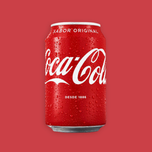 Coca cola refresco