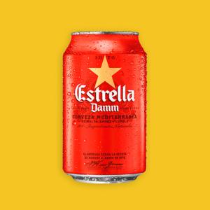 cervesa estrella DAMM
