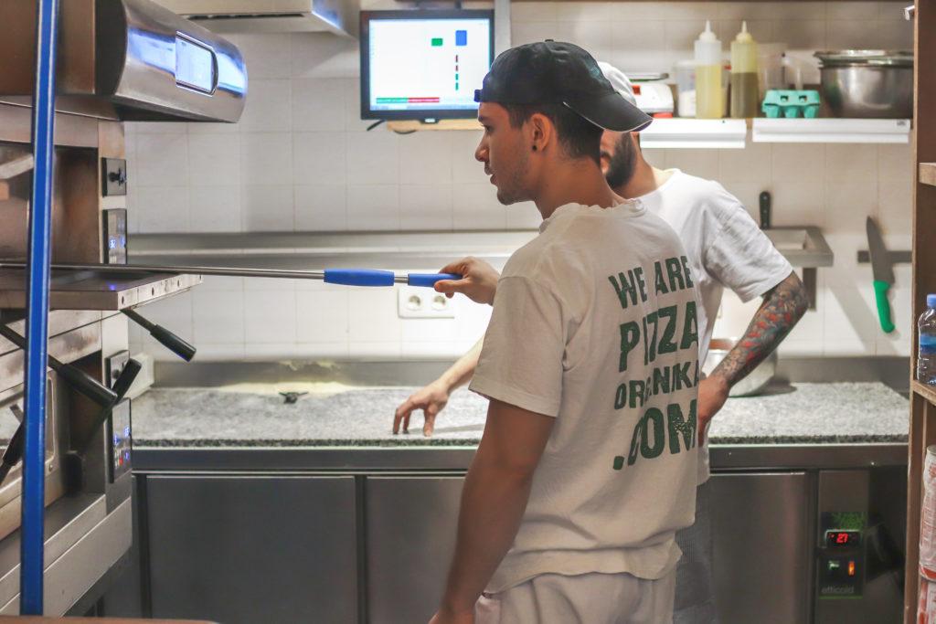 Pizza orgánika pizzas ecológicas