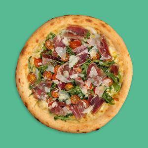 Pomodorini iberica Pizza