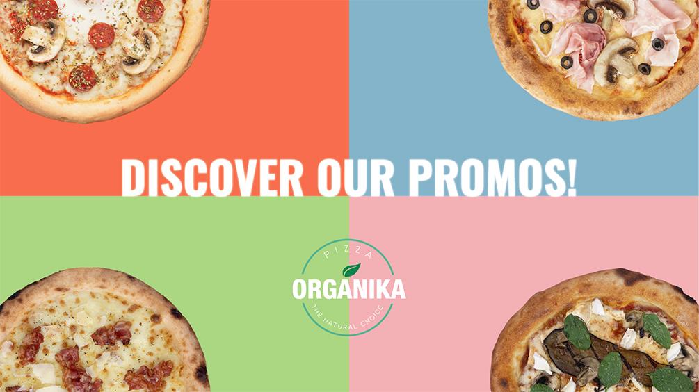 Pizza promo
