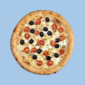 Pizzas pizza orgánika