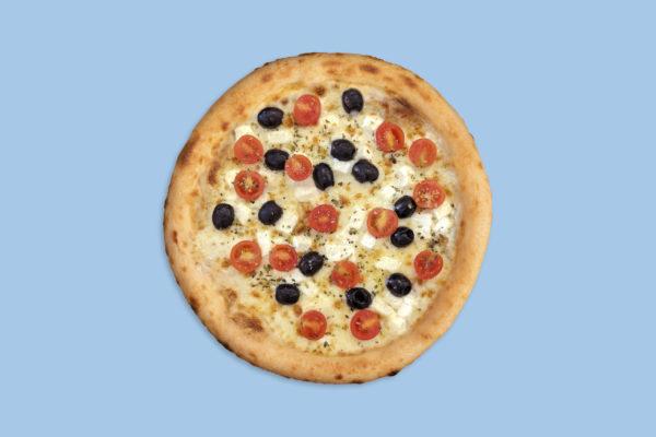 Pizza classica pizza orgánika