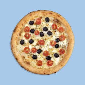 Classic pizza organic pizza