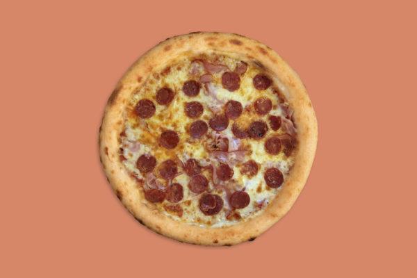 Pizza peccata pizzería orgánika barcelona